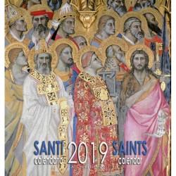 Calendario 32x34 cm - SANTI