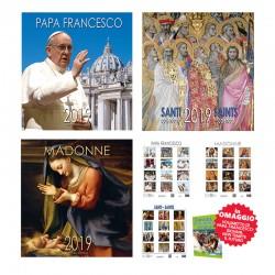Tris calendari: Papa...